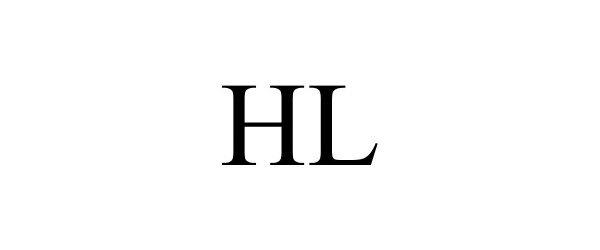 Trademark Logo HL