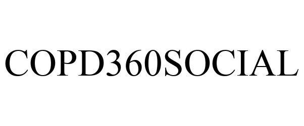 Trademark Logo COPD360SOCIAL