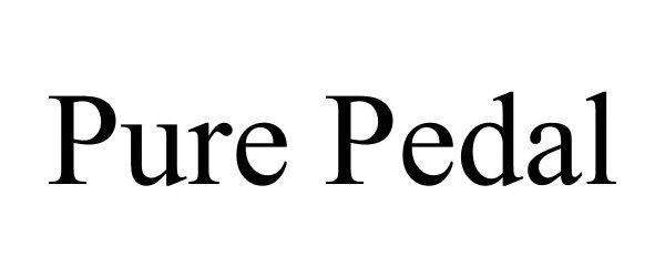 Trademark Logo PURE PEDAL