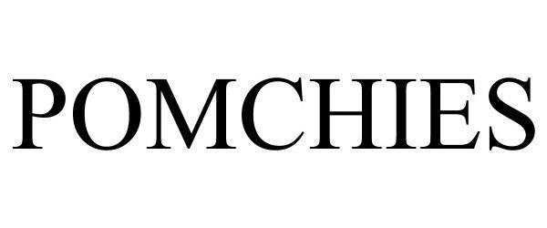 Trademark Logo POMCHIES