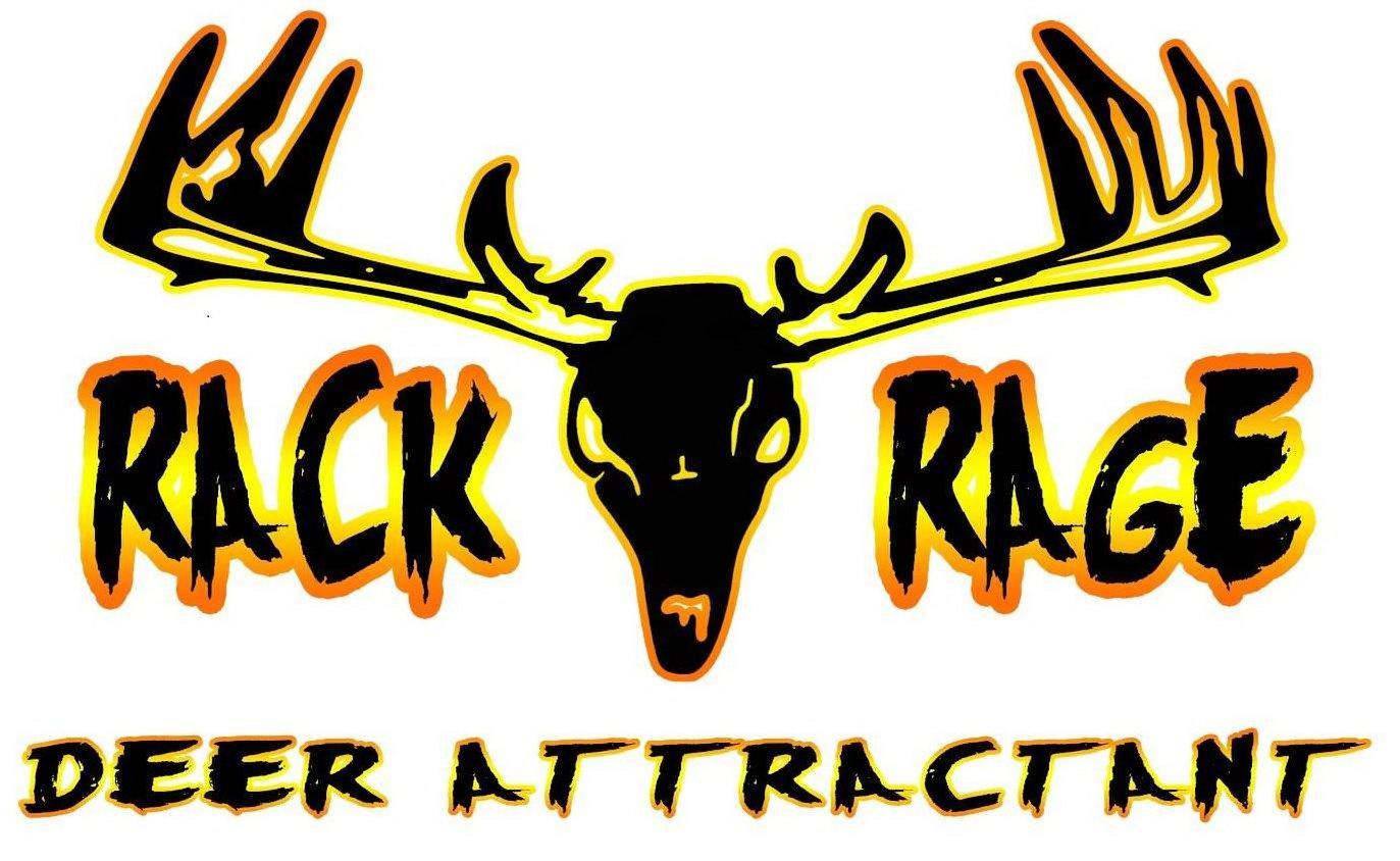 Trademark Logo RACK RAGE DEER ATTRACTANT