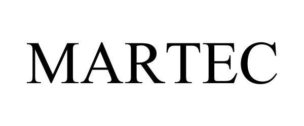 Trademark Logo MARTEC