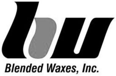 Trademark Logo BW BLENDED WAXES, INC.
