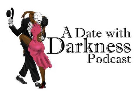 Trademark Logo A DATE WITH DARKNESS PODCAST