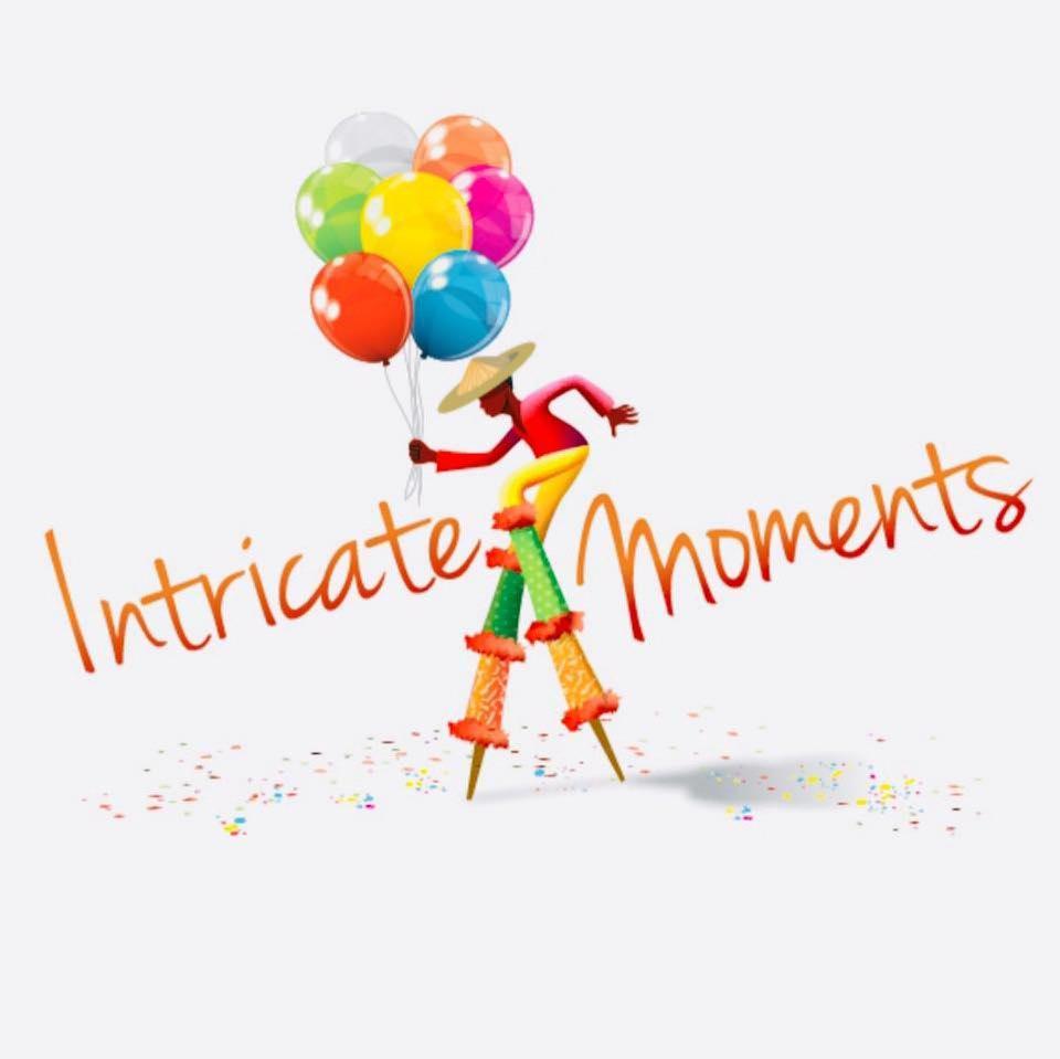 Trademark Logo INTRICATE MOMENTS