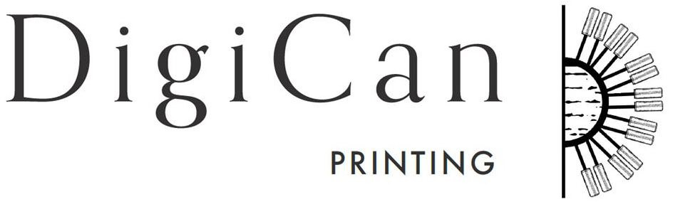 Trademark Logo DIGICAN PRINTING
