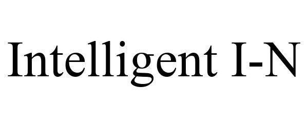 Trademark Logo INTELLIGENT I-N