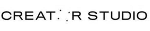 Trademark Logo CREAT R STUDIO