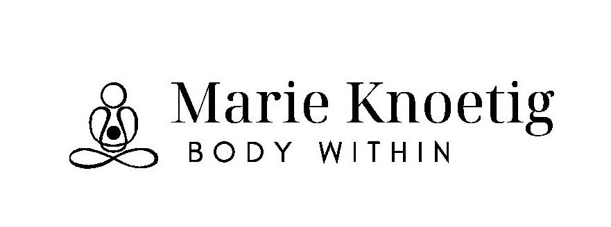 Trademark Logo MARIE KNOETIG BODY WITHIN