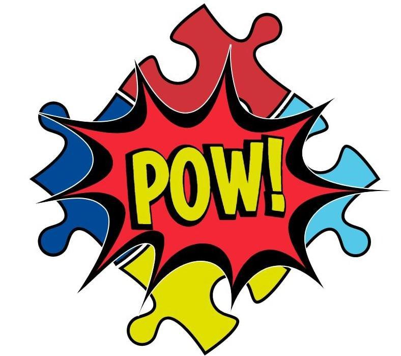 Trademark Logo POW!