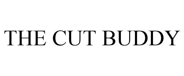 Trademark Logo THE CUT BUDDY
