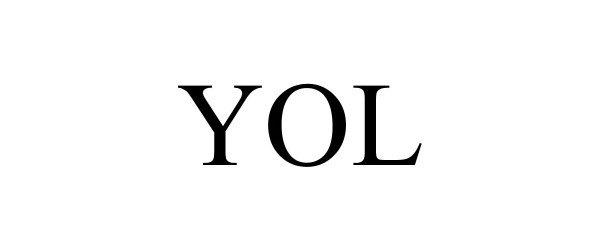 Trademark Logo YOL