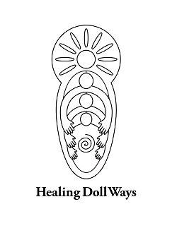 Trademark Logo HEALING DOLL WAYS