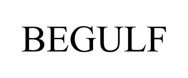 Trademark Logo BEGULF