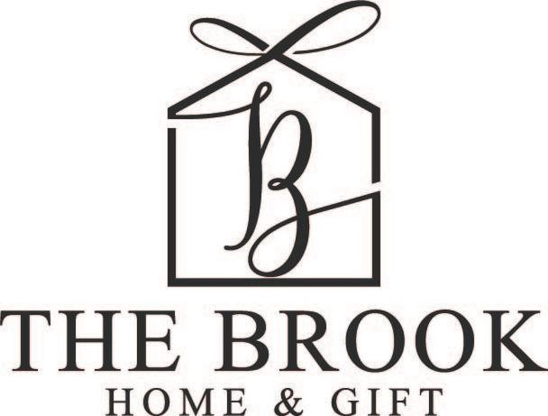 Trademark Logo THE BROOK HOME & GIFT