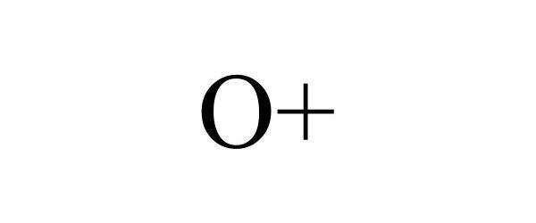 Trademark Logo O+