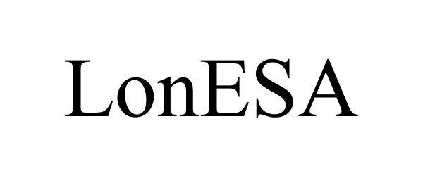 Trademark Logo LONESA