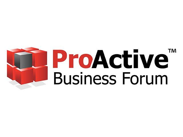 Trademark Logo PROACTIVE BUSINESS FORUM.