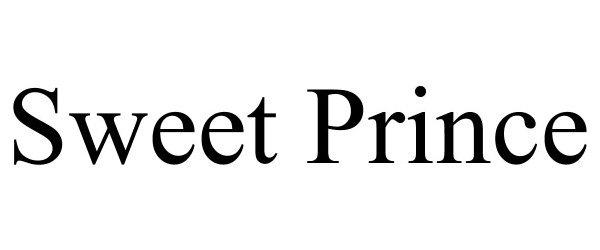 Trademark Logo SWEET PRINCE