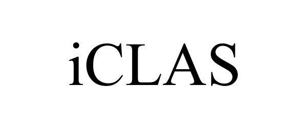 Trademark Logo ICLAS