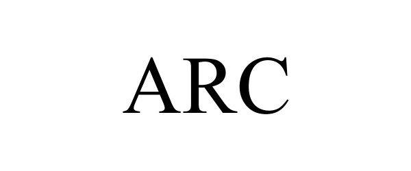 Trademark Logo ARC