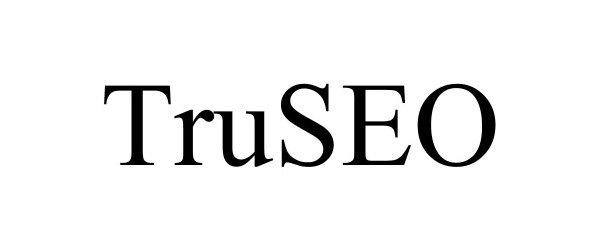 Trademark Logo TRUSEO