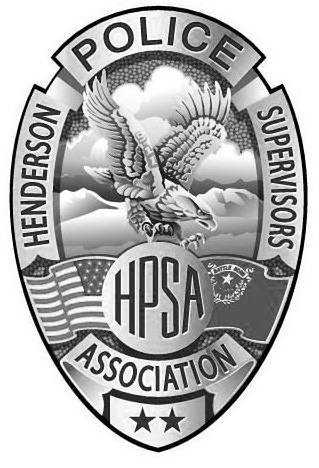 Trademark Logo HPSA HENDERSON POLICE SUPERVISORS ASSOCIATION