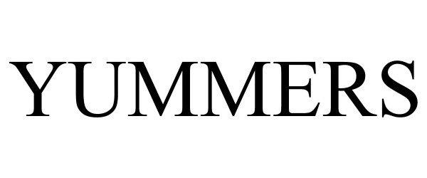 Trademark Logo YUMMERS