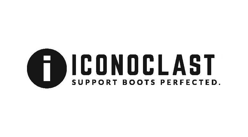 I ICONOCLAST SUPPORT BOOTS PERFECTED.