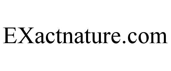 Trademark Logo EXACTNATURE.COM