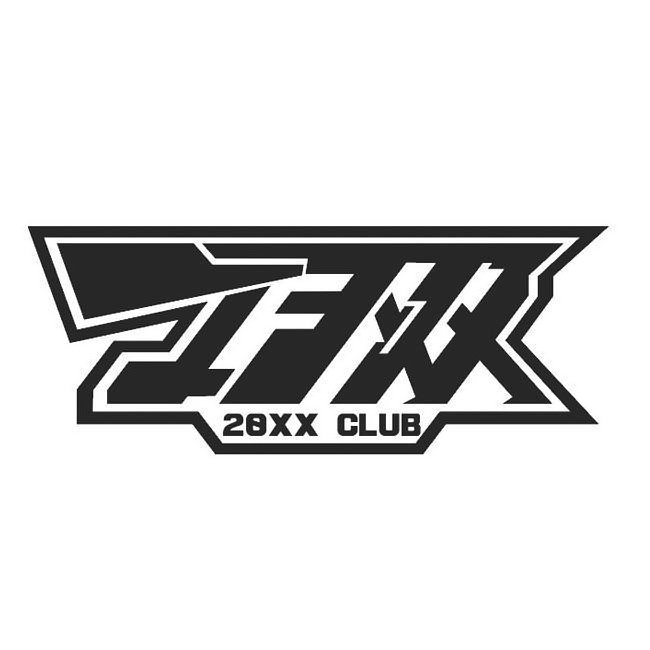 Trademark Logo 20XX CLUB