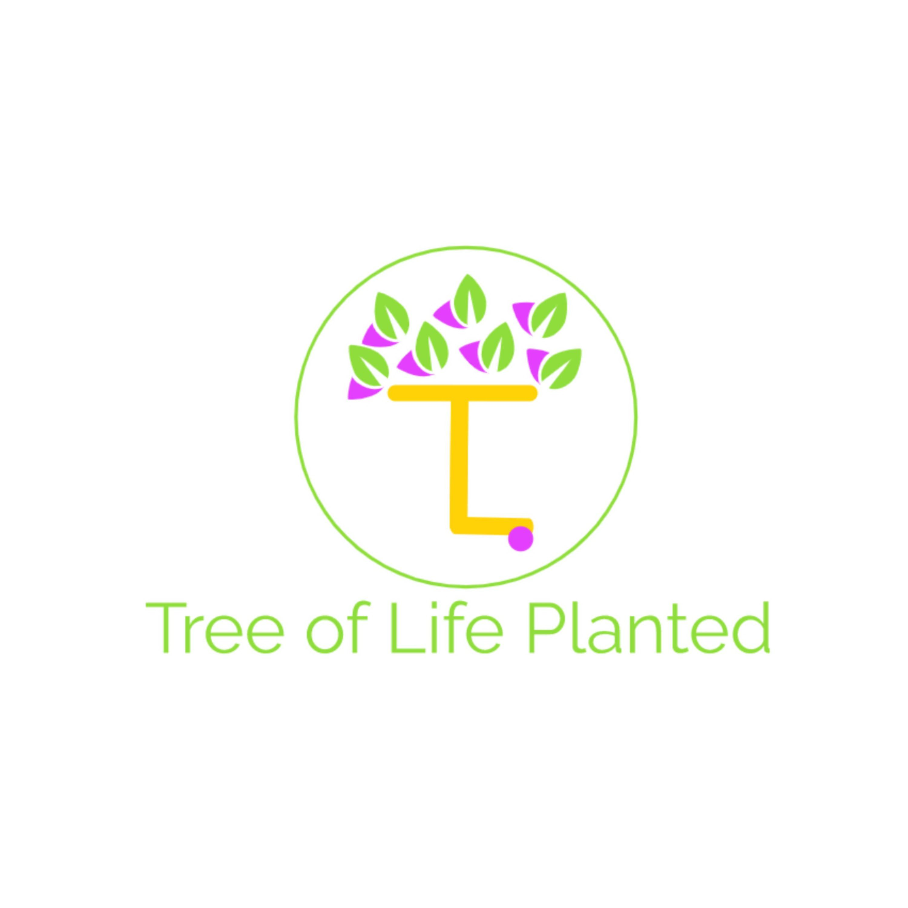 Trademark Logo TREE OF LIFE PLANTED