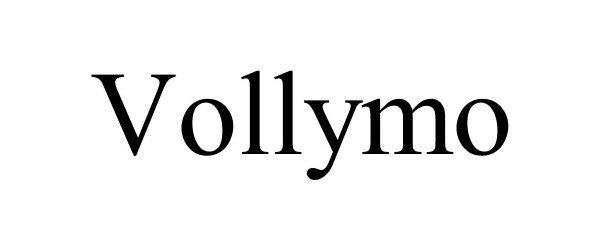 Trademark Logo VOLLYMO
