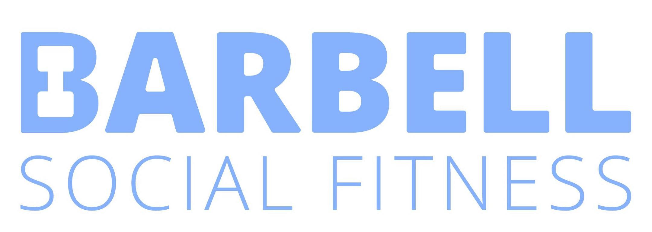 Trademark Logo BARBELL SOCIAL FITNESS