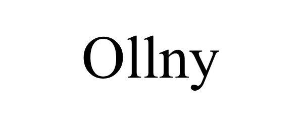 Trademark Logo OLLNY