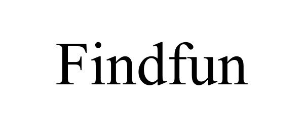 Trademark Logo FINDFUN