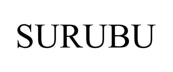Trademark Logo SURUBU