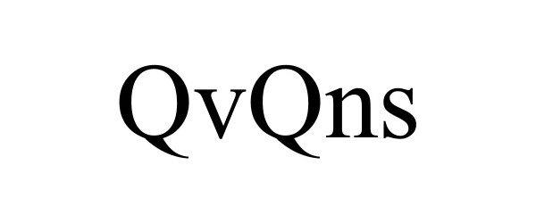 Trademark Logo QVQNS