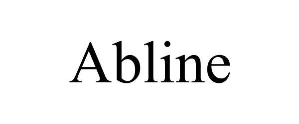 Trademark Logo ABLINE
