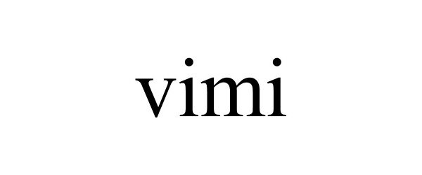 Trademark Logo VIMI