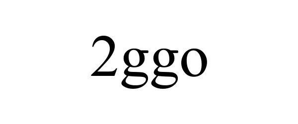 Trademark Logo 2GGO