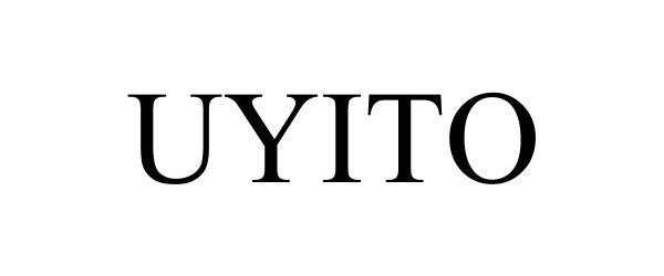 Trademark Logo UYITO