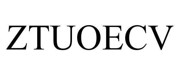 Trademark Logo ZTUOECV