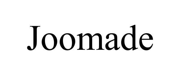 Trademark Logo JOOMADE