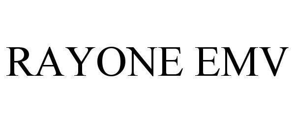 RAYONE EMV