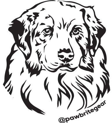 Trademark Logo @PAWBRITEGEAR