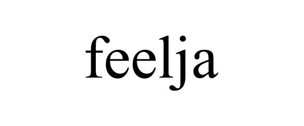 Trademark Logo FEELJA