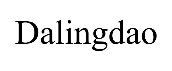 Trademark Logo DALINGDAO