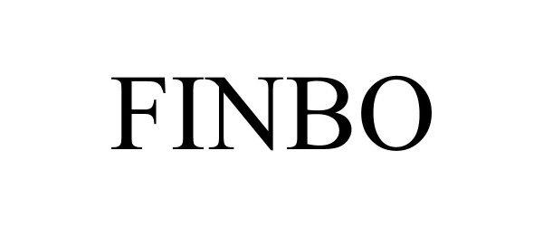 Trademark Logo FINBO