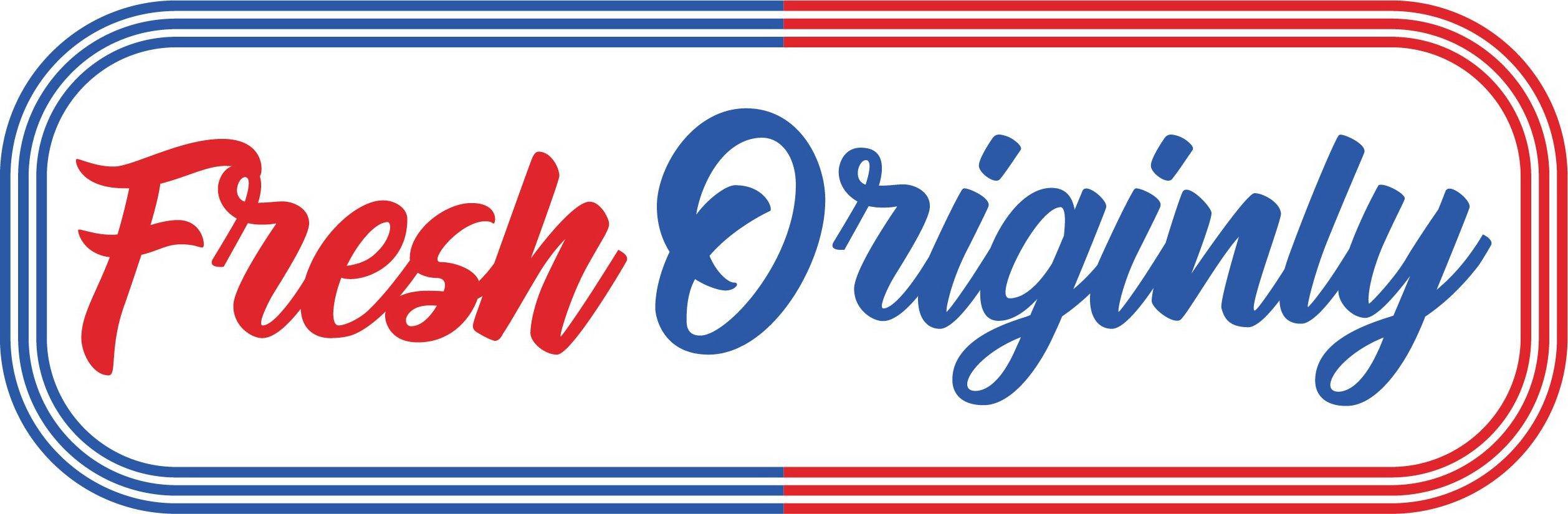 Trademark Logo FRESH ORIGINLY
